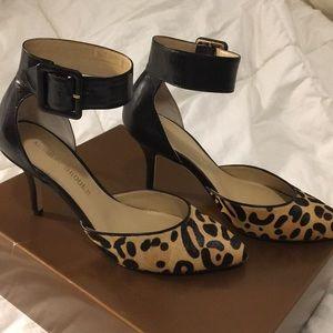 Audrey Brooke Ankle Heels